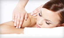 $63 for Caribbbean Therapy Full Body Massage w/Foot Treatment. at Corinthian Wellness Spa and Salon