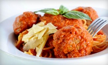 $43 for an Italian Dinner for Two at Carmine's La Trattoria