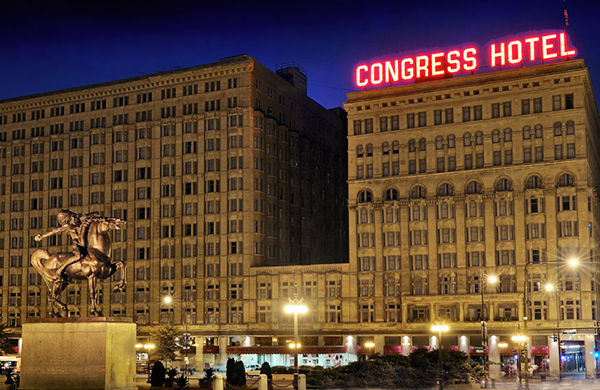 Real life haunted hotels you can book right now if you dare for Hotel right now in chicago