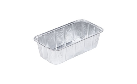 Handi-foil Bake America Ultimates Cook-n-carry Loaf Pans & Lids (Pack of 18)
