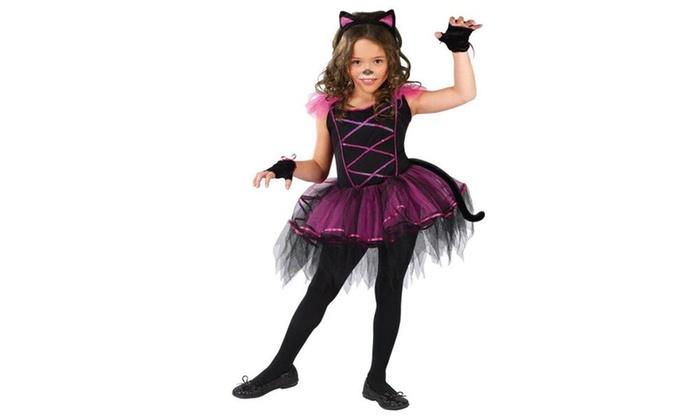 Новогодние костюмы для девочек кошки