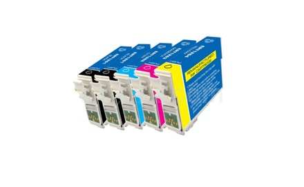 Epson T126 Compatible Cartridges Value Pack (BK/M/C/Y)