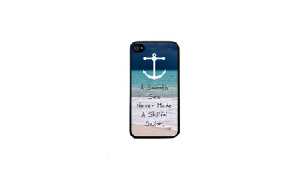 Anchor Sailor Sea iphone 5 Case