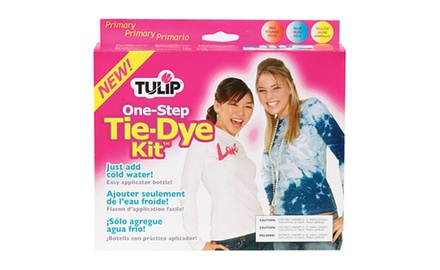 Tulip - Primary Tulip One-Step Tie-Dye Kit
