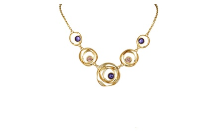 COSMIC BEAUTY STATEMENT NECKLACE