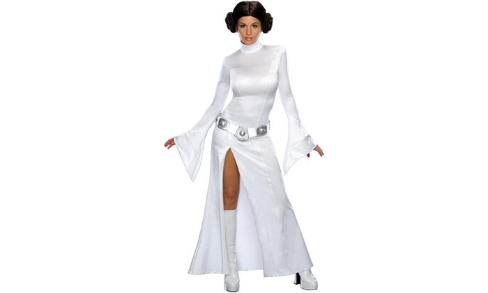 Rubies Costume Star Wars Classic Princess Leia Deluxe