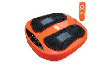 PowerLegs Electric Foot Massager with Remote Control - As Seen on TV!