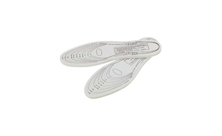 Unisex Custom Memory Foam Shoe Insoles - 2 Pack