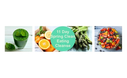 11 Day Spring Cleanse