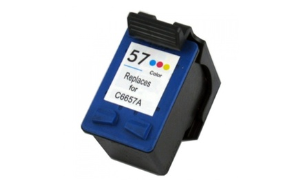 HP 57 Color Inkjet Cartridge Compatible