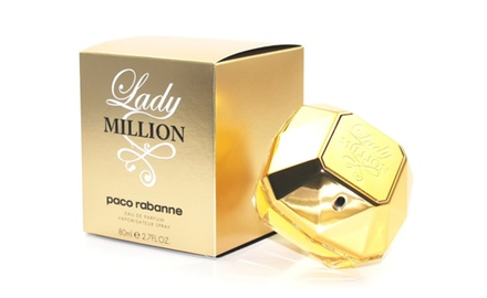 LADY MILLION PACO RABANNE2.7 FL OZ
