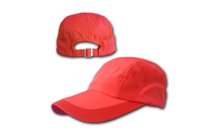 LightFit Mesh Sports Cap