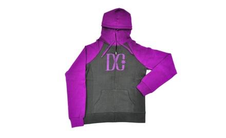 DC Pullover & Zip Up Hoodie