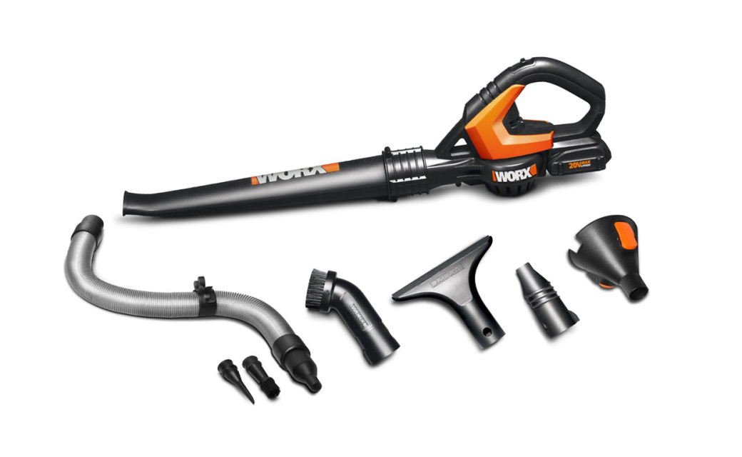 worx air blower