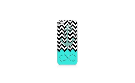 Anchor Chevron iPhone 5 Case