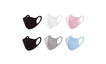 Reusable Non-Medical Face Masks - Assorted 6 Pack