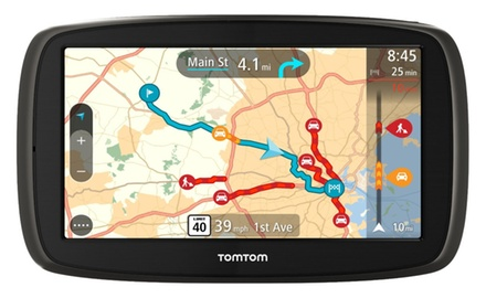 Tomtom GO 60 S 6 inch Portable Vehicle GPS