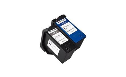 Compatible Dell Series 9 (Black/Tri-Color) Combo Set