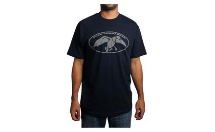Jase Robertson's Shotgun Navy T-shirt