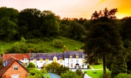 Deal image for West Somerset ― Combe House Hotel