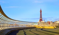 Deal image for Blackpool — Cheers Hotel