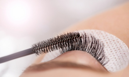 $49 for Lash Lift and Tint at Timeless Beauty Up to $100 Value