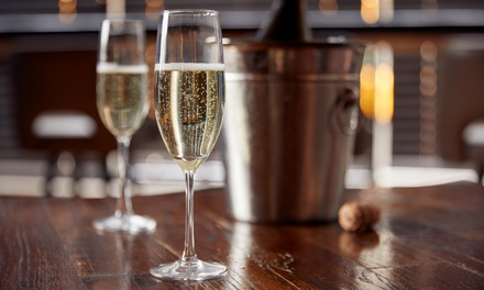 Afternoon Tea with Prosecco and Amuse Bouche for Two or Four at AM:PM Bohemian Restaurant
