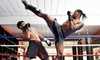 Up to 72% Off Kickboxing Classes at Yama-Kan Kajukenbo School