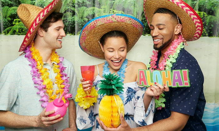 Photo Booth Rental - Photo Booth Club | Groupon