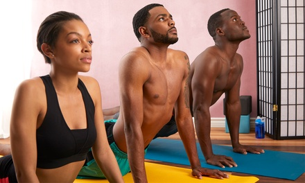 $20 for $50 Worth of Services — Flow With Us Yoga
