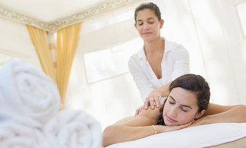 Up to 65% Off Massages at Afrocentric Essentials