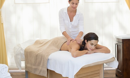 30- or 60-Minute Full Body Massage at Relaxing House (Up to 40% Off)