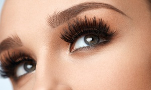 Up to 55% Off Eyelash Extensions at Lashes by Amanda Genevieve