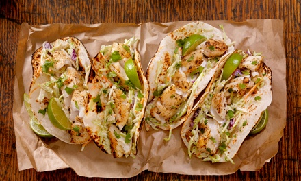 Mexican Food at Taqueria Huentitan Jalisco (Up to 37% Off). Two Options Available.
