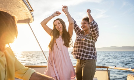 Up to 15% Off on Motor Boat (Ride / Activity) at Night and Day Express Party Bus