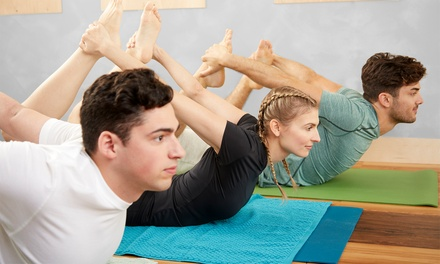 Five or Ten Yoga Classes at Root To Rise Studio (Up to 38% Off)