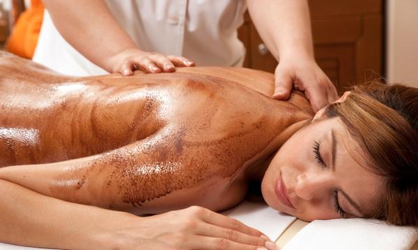 Body trier massage to body Nachi Kurosawa