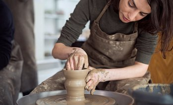 Up to 34% Off BYOB Classes at Brooklyn Clay Industries