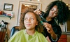 Up to 50% Off on Salon - Beauty Package with Choice of Service(s) at Roses Hair Palace