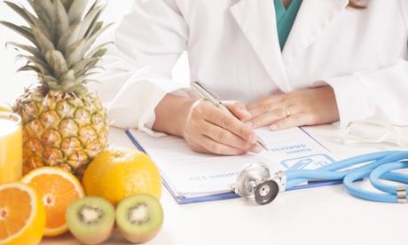 Visita nutrizionale completa più controllo allo Studio di Dietetica & Nutrizione (sconto fino a 72%)
