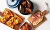 Six Tapas to Share for Four