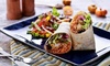 Up to 40% Off Food and Drinks at Burrito Express