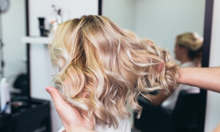 Hair Styling Pkg ($39) with Half-Head Foils or Full-Head Colour ($69) at A New Do Hair N Beauty (Up to $205 Value)