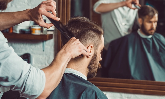 Hola Gents Salon From Aed 35 Dubai Groupon