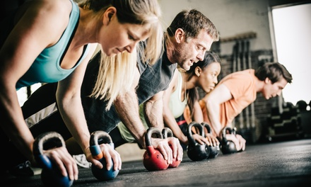 Ten or Unlimited Crossfit Classes for One Month at CrossFit Exceed (Up to 82% Off)