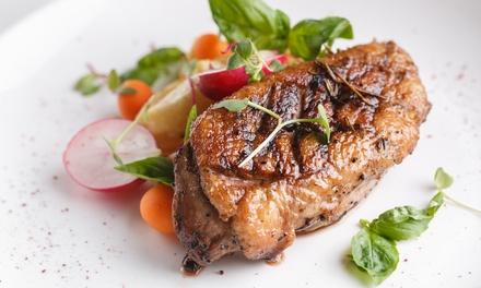 Pour 2 ou 4 personnes : entrée, plat et dessert au choix dès 39 € au restaurant Le Bistroquet