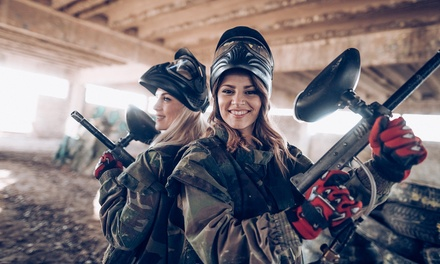 Three Hours of Paintball for 2, 4, or 10 at Fun On The Run Paintball Park (Up to 48% Off)