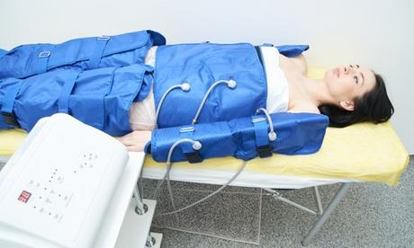 3, 6 o 9 sesiones de tratamientos con cavitación, presoterapia y masaje anticelulítico para 1 en Blossom Beauty House