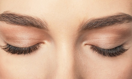 Eyelash Extensions with a Two or Three-Week Fill at BeautyTuneUp Spa