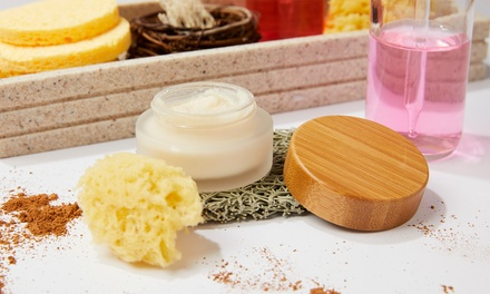 $60 for Deep-Cleansing Gold Facial at Glamour Threading Waxing, and Nails Center ($80 Value)